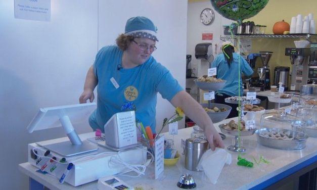 Visually-Impaired Staff Members Ensure Vegan Bakery Flourishes