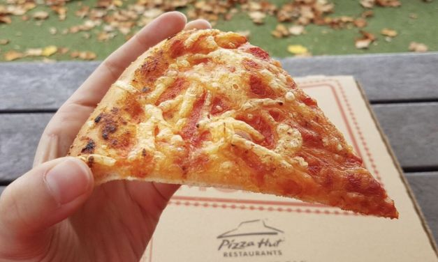 Pizza Lovers, Rejoice! Pizza Hut Now Offers Vegan Cheese Across the UK