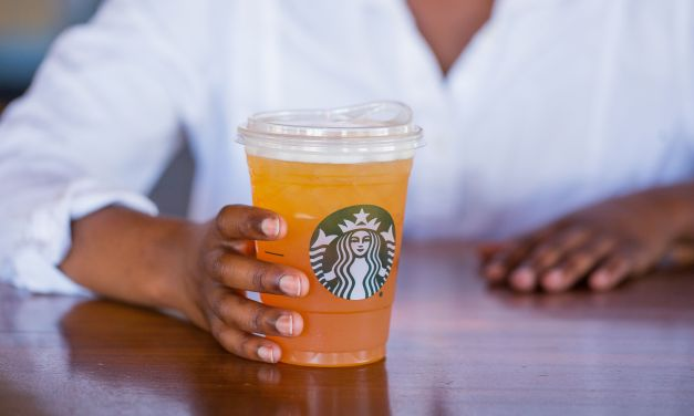 Starbucks Pledges to Ban Plastic Straws in All Stores by 2020