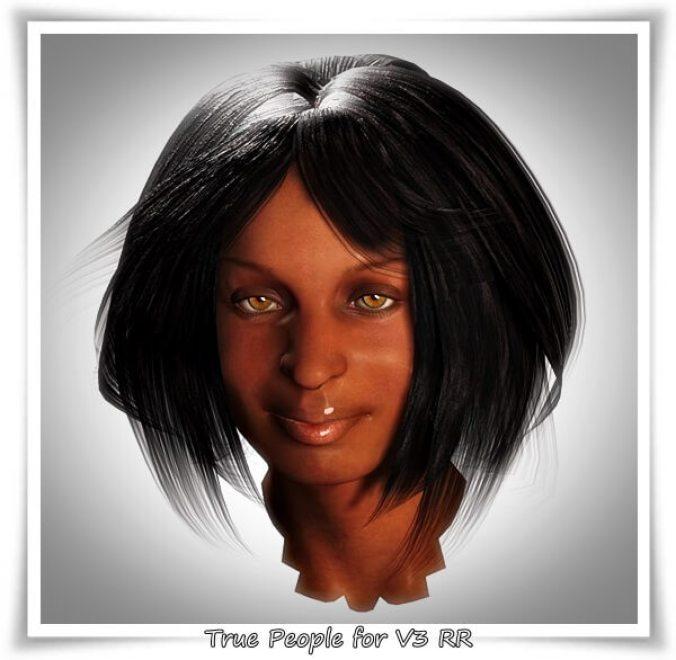 V3 RR Character