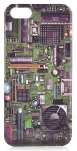 Printplaat-telefoonhoes