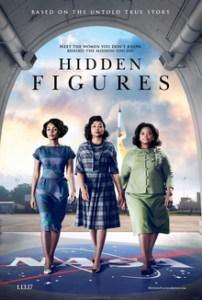 Hidden Figures filmposter