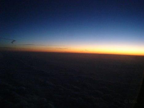Netherland skies