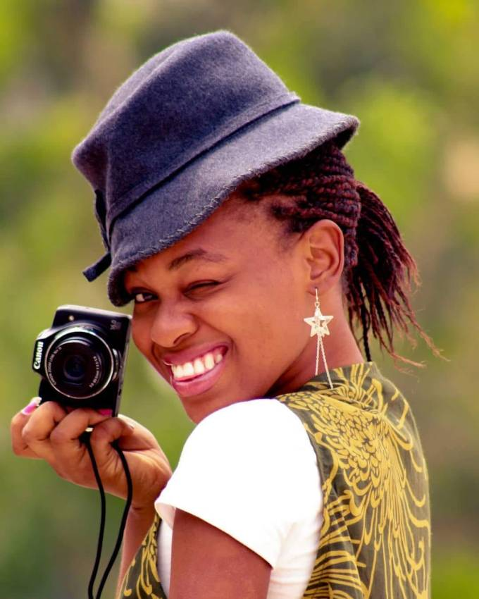 african female photographs
