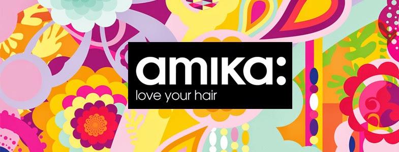 Les soins pour cheveux AMIKA