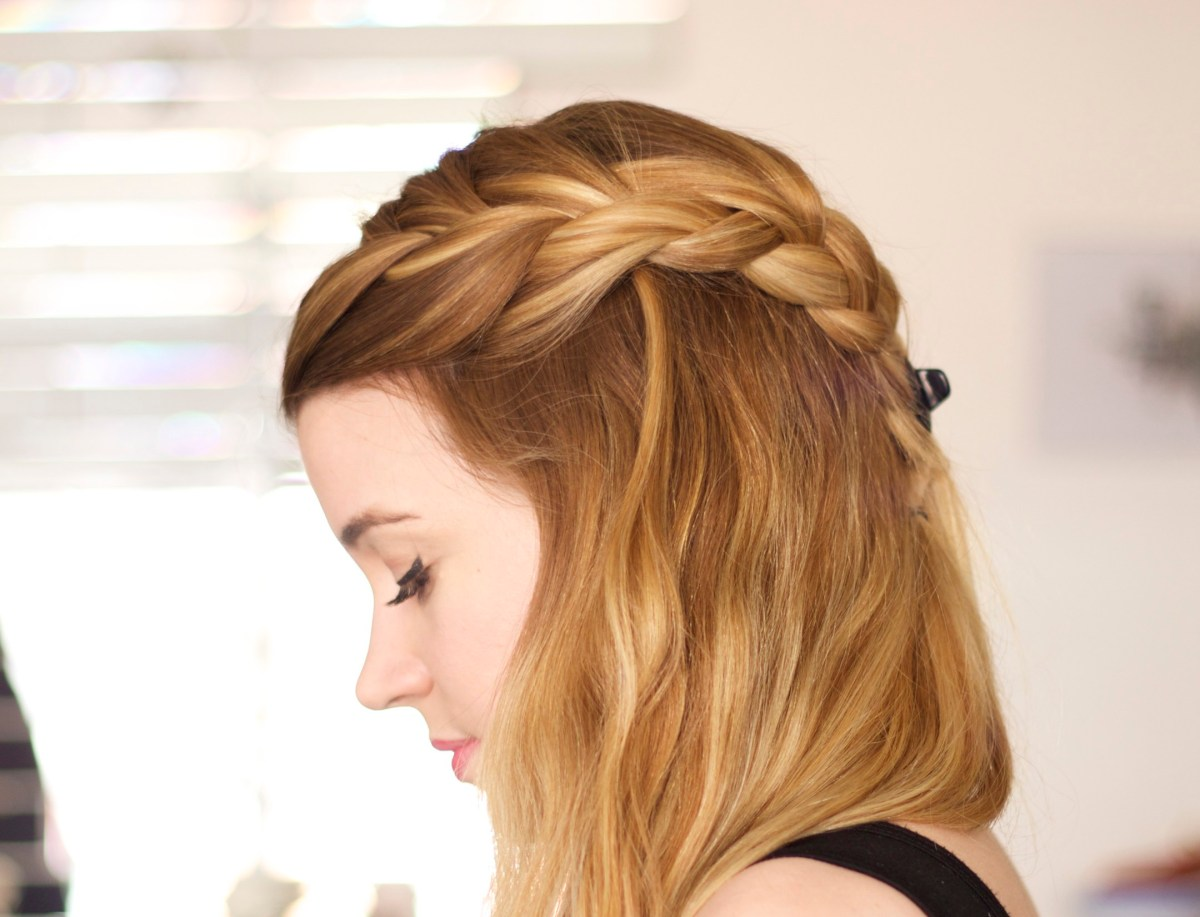 Tuto coiffure : French Braid ♥