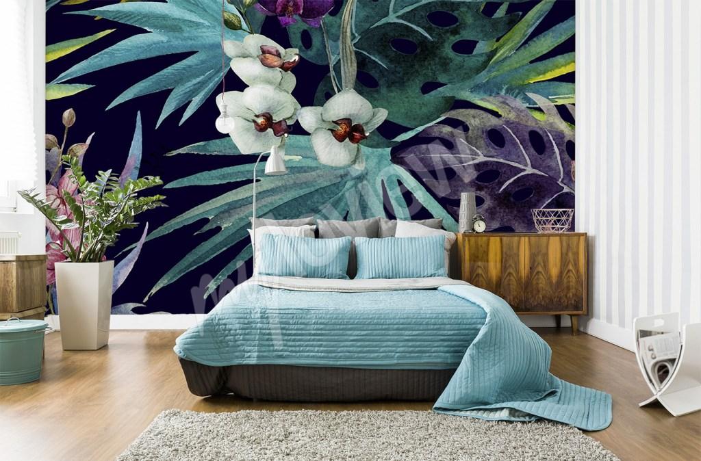 alt-papier-peint-mural-plantes-tropicales-forêt-My-Loview