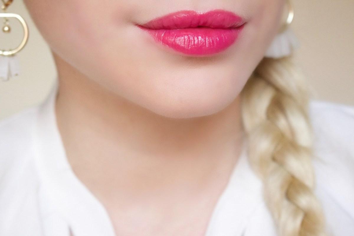 J'ai testé les encres à lèvres Dior