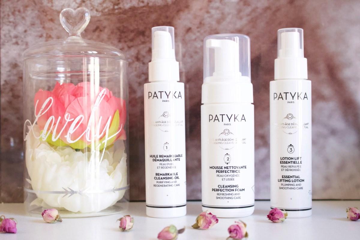 Le rituel démaquillant bio en 3 étapes #PATYKA
