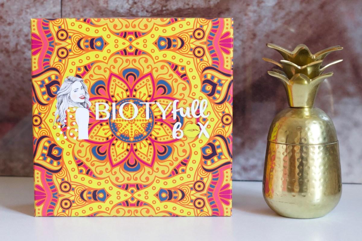 Biotyfull Box «L'Ayurvédique » – Septembre 2018