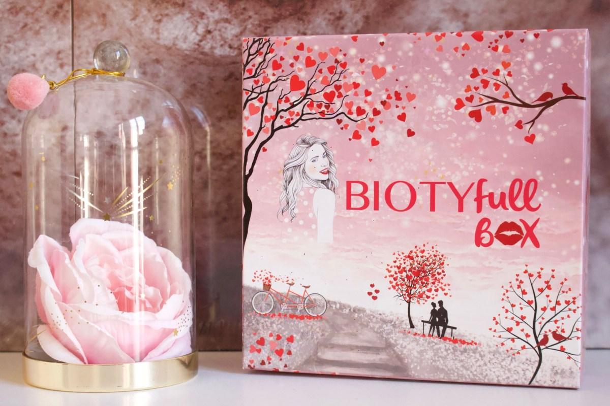 BIOTYFULL BOX « La Bienheureuse » – Janvier 2019