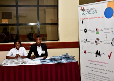 LHCHF 2019 Lecture Registration Desk