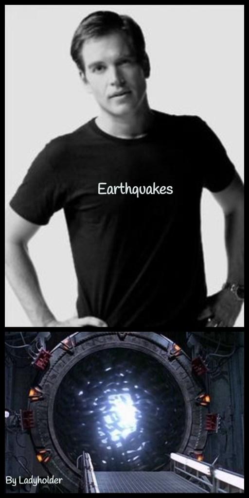 Evil Author Day: Earthquakes – Ladyholder com
