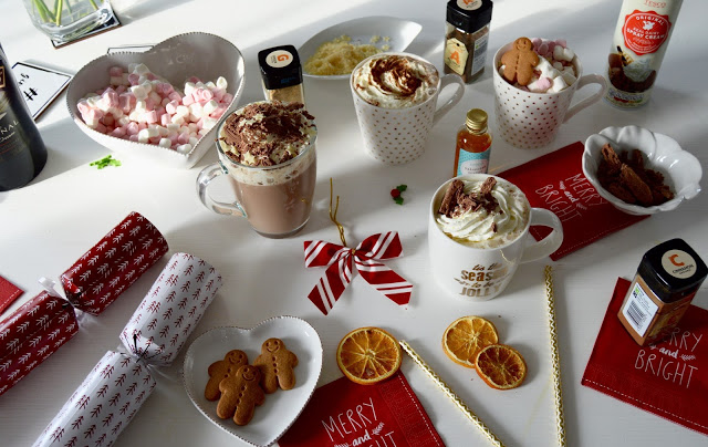 Blogmas Day 1 – Festive Hot Chocolates