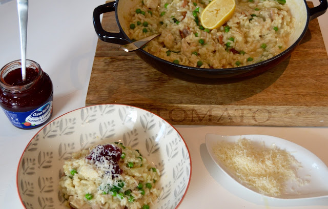 Blogmas Day 18 – Turkey Risotto