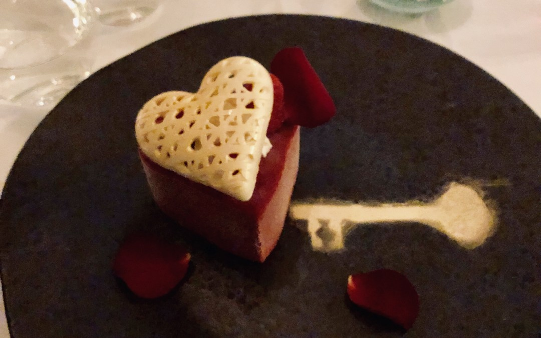 Valentines at The Ivy, Clifton Brasserie