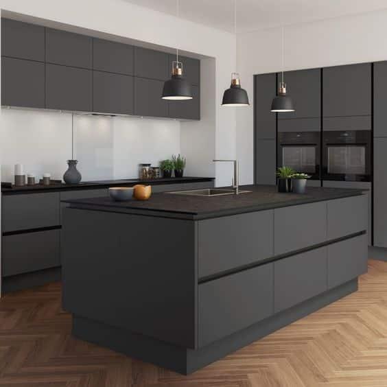 Bucătăria FABER - loc de relaxare și de gătit