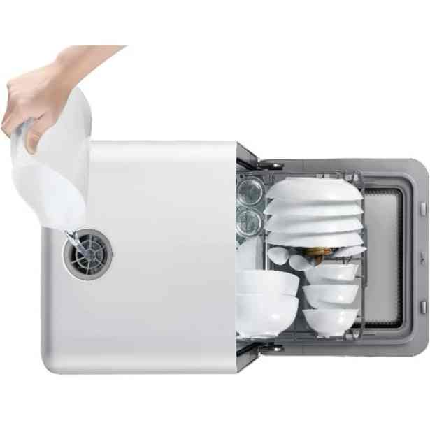 Masina de spalat vase portabila Toshiba DWS-22CRO-04