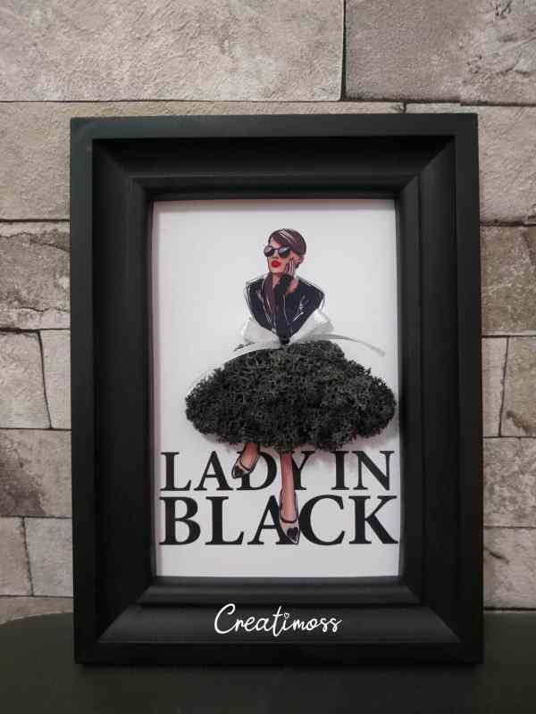Lady in Black by Creatimoss