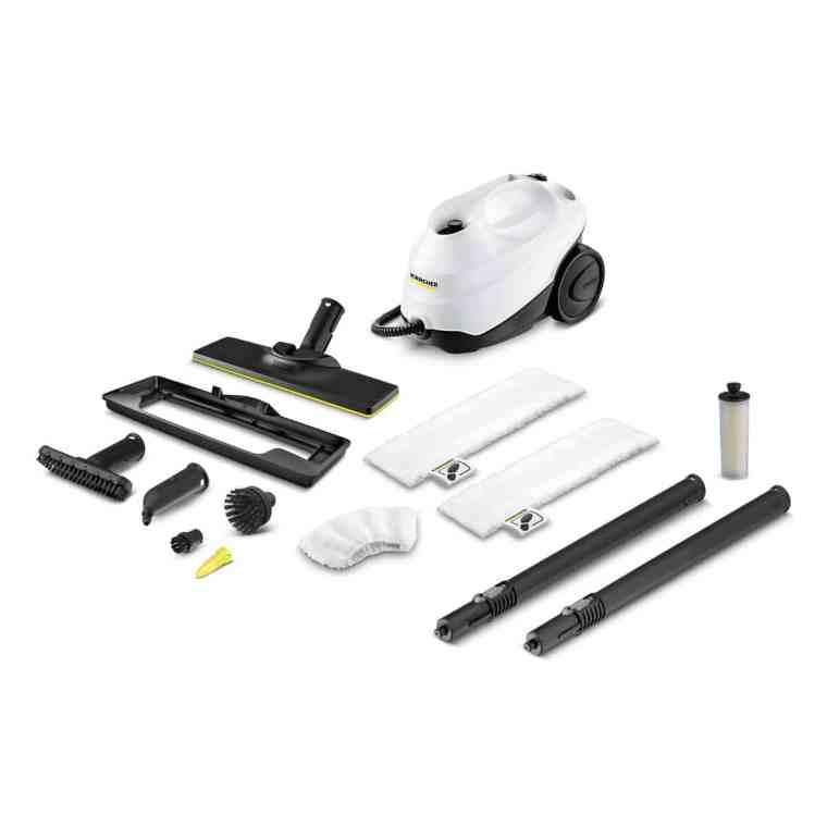 Aparat de curățat cu abur Karcher SC 3 EasyFix Premium (white) EU 15131600