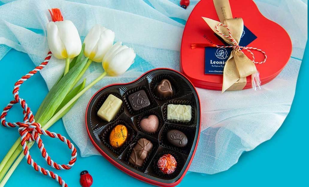 Ciocolată belgiană de la Leonidas - cel mai dulce cadou (2)
