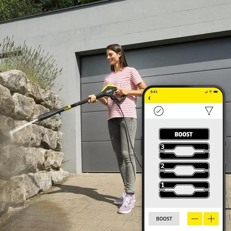 Aplicatia Kärcher Smart Control