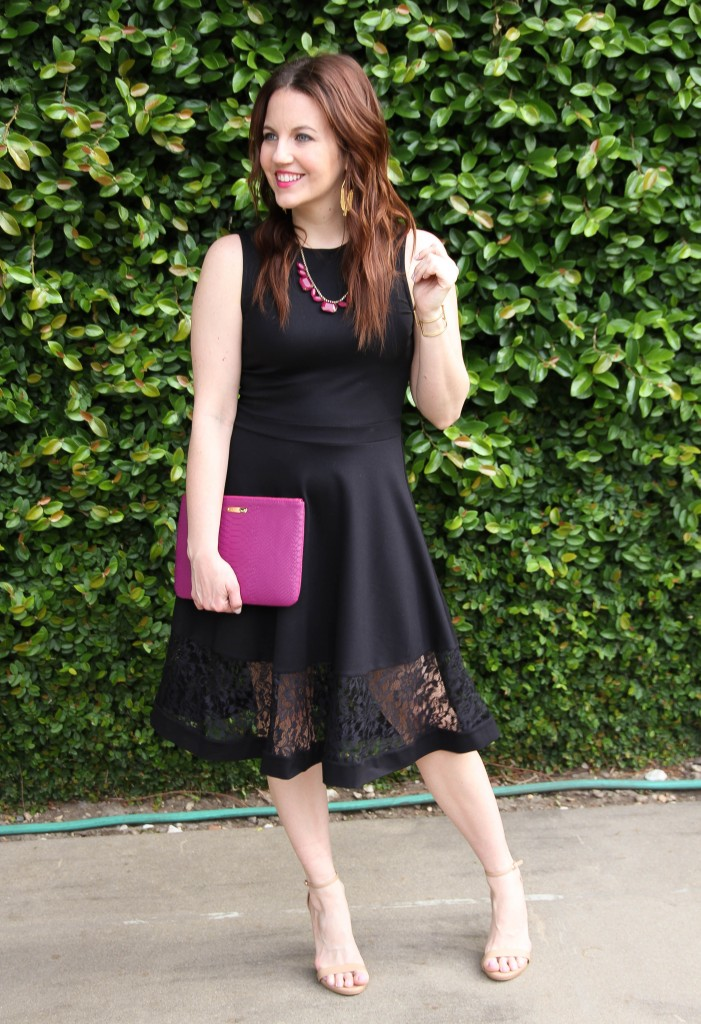 wedding guest attire - LBD