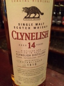 Whisky on Harris Clyn ey lis(h)