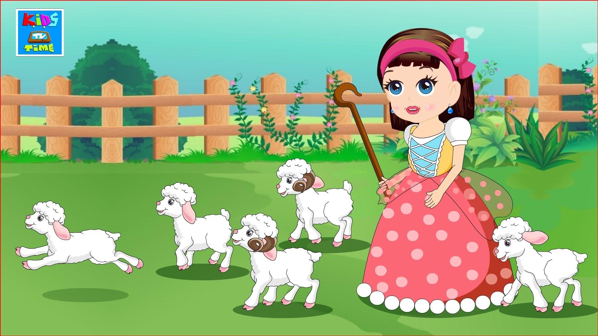Three Little Pigs Meet Little Bo Peep Ladyleemanila