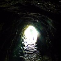 Thursday photo prompt – The tunnel – #writephoto