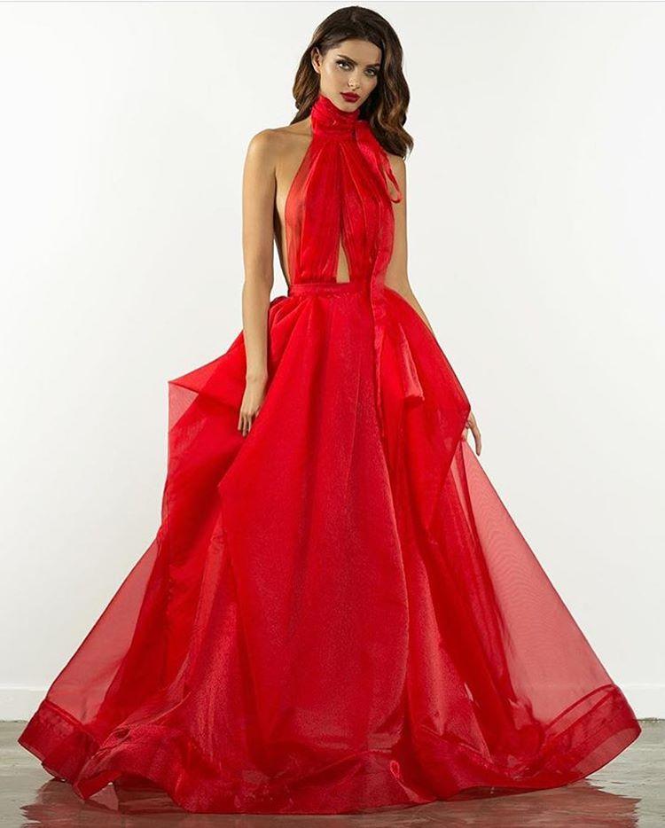 Makeup For Red Dress Best Ideas