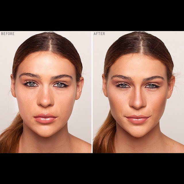 Make Tip Of Nose Smaller With Makeup