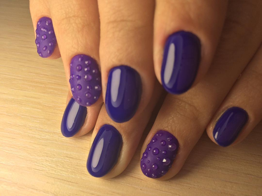 We Want You To Be Inspired And Offer Look At The Pictures Use Drops Of Colorless Polish Ll Create Gentle Bold Natural Manicure