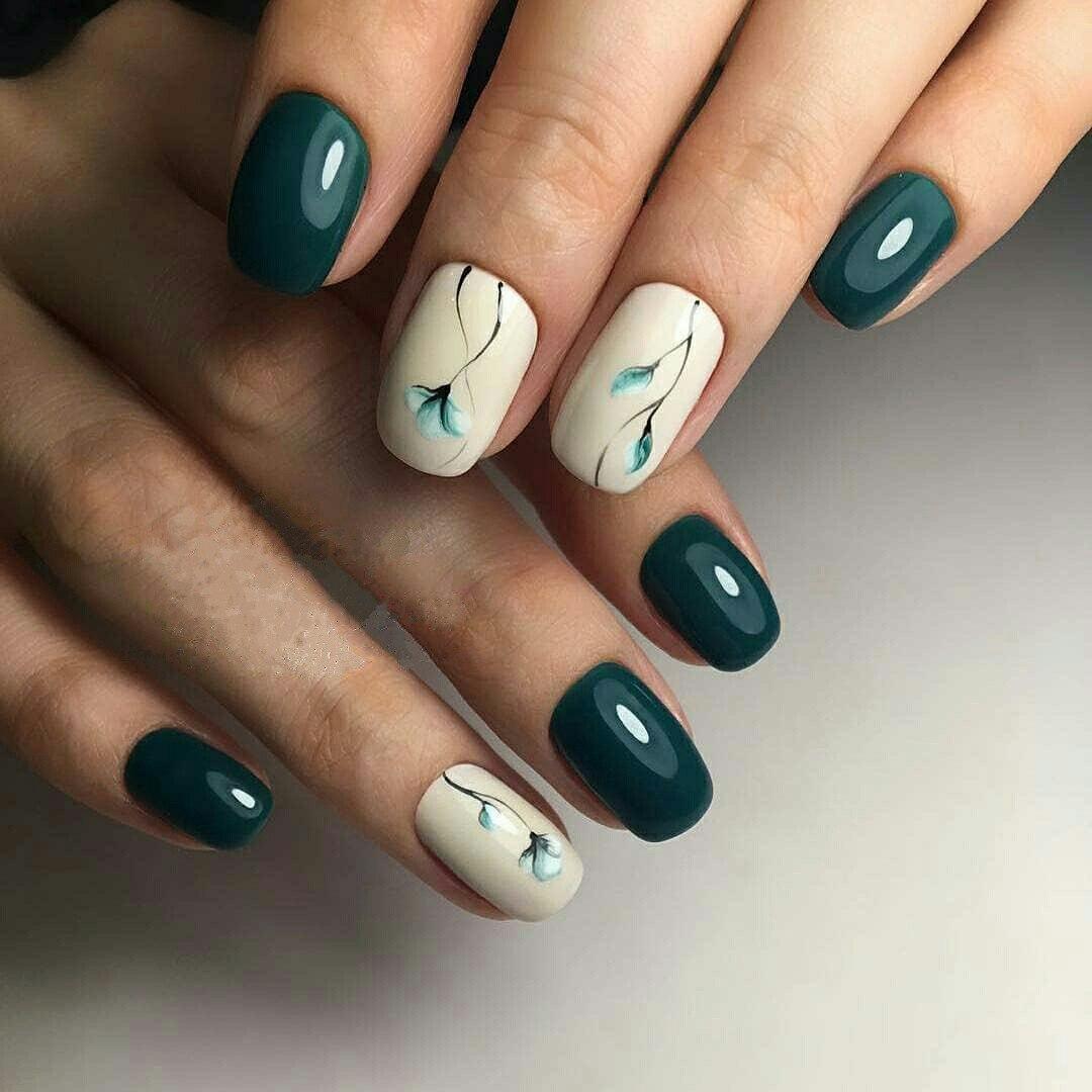 Pretty Spring Nail Art