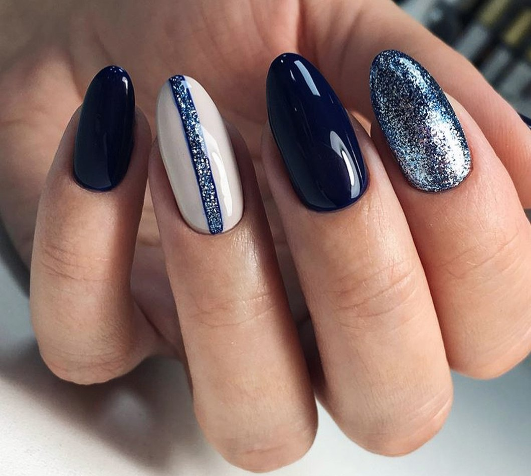 Winter Nail Designs 2020 Cute And Simple Nail Art For Winter