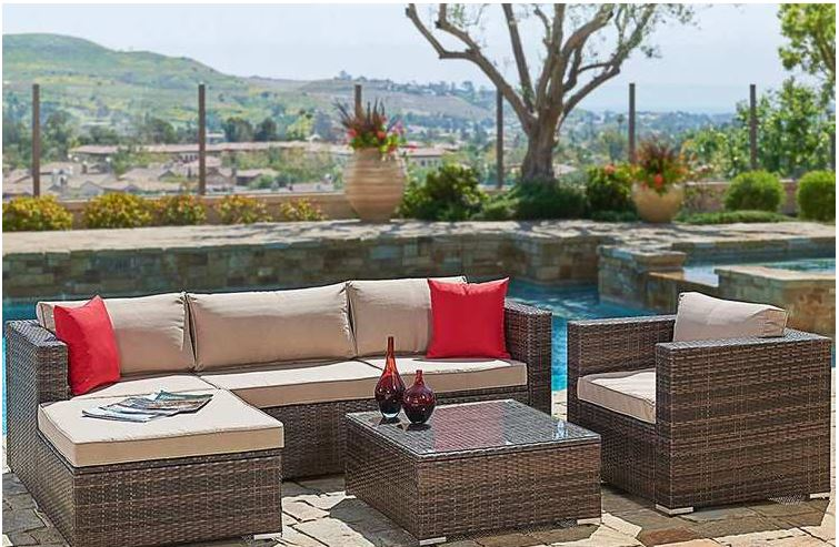 outdoor furniture lady luxe life fashion travel blog