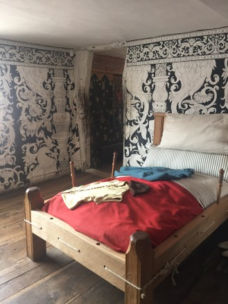Shakespeare and his siblings Bedroom