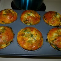 Crustless Quiches {feast or freeze}