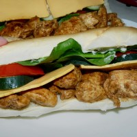 Chicken Fajita Subs
