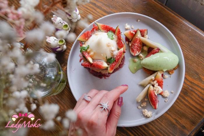 巴黎溫馨甜點早午餐咖啡廳|Café Mirabelle,極美飯店等級盤飾甜點,神好吃無花果baba大推薦