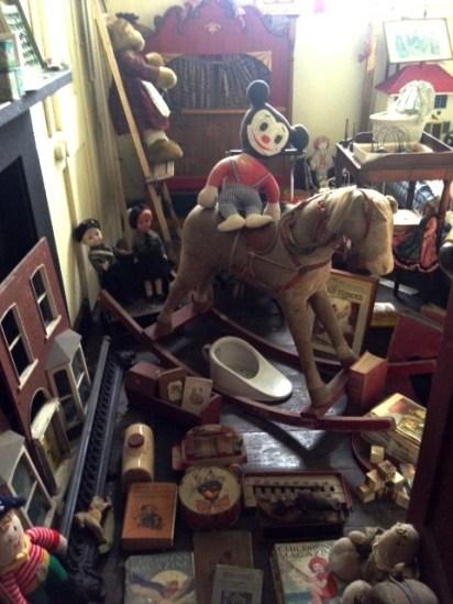 Lissadell House toys