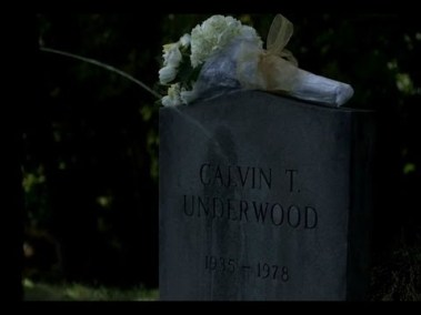 house of cards grave