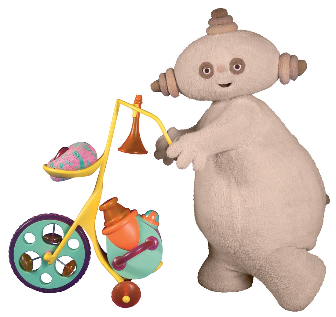 Ten life lessons we can all learn from In the Night Garden