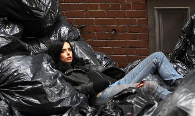 jessica jones rubbish