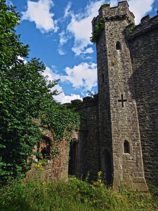 castle derelict ireland
