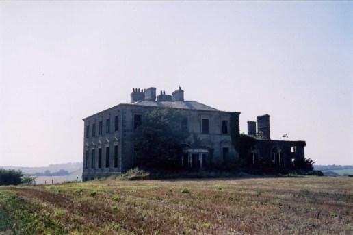 prairie house derelict ireland
