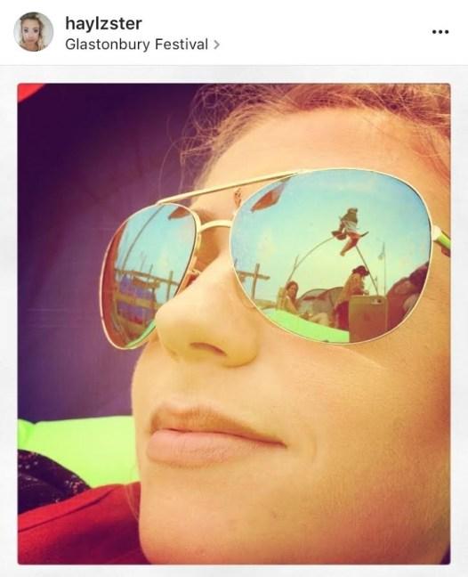 Hayley Dawson Instagram