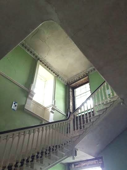 stair case at Dowth