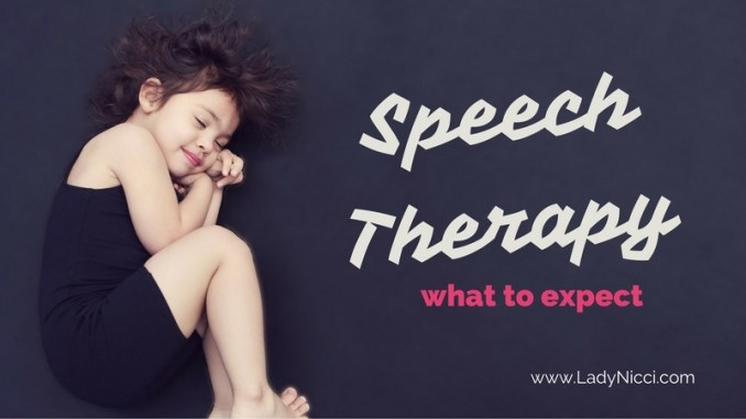 Does my child need speech therapy? What to expect