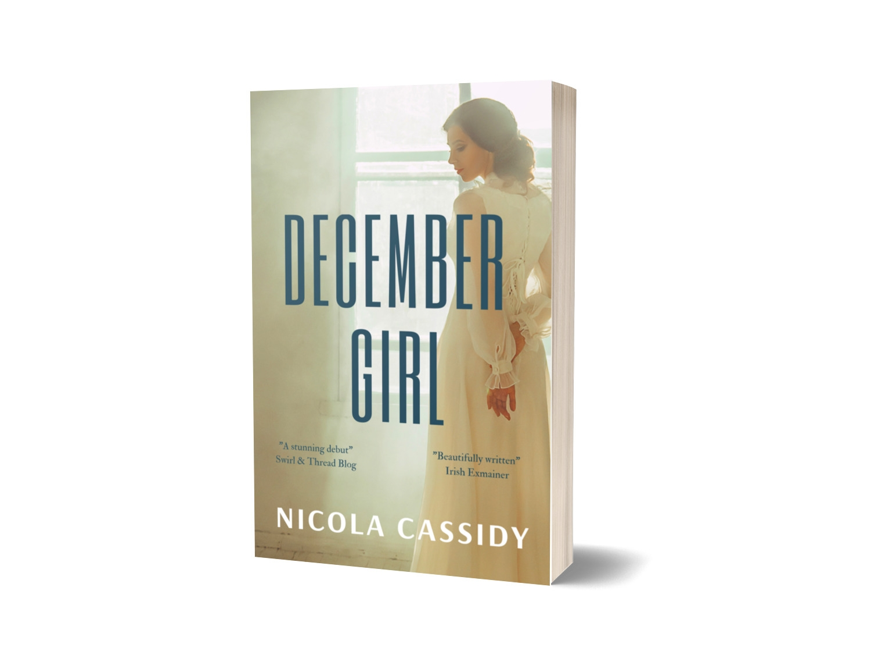 December Girl Book 3D